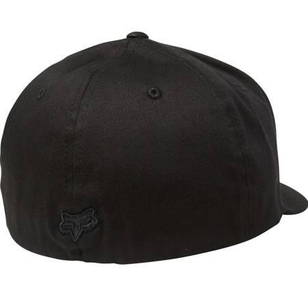Czapka z daszkiem FOX Flex 45 Flexfit black