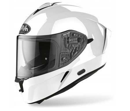 Kask AIROH Spark white