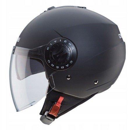 Kask CABERG Riviera V3 black matt