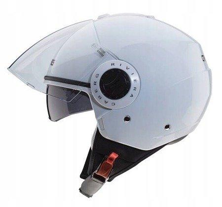 Kask CABERG Riviera V3 white