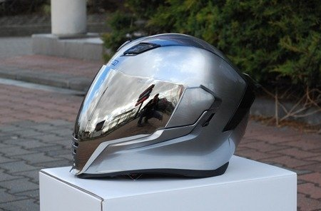 Kask ICON AIRFLITE Quicksilver silver mirror