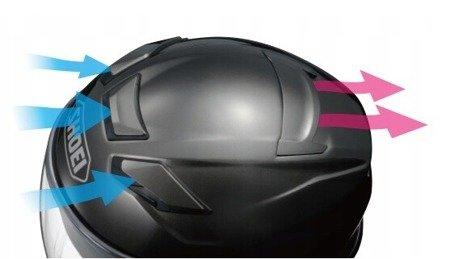 Kask SHOEI J-Cruise II black matt