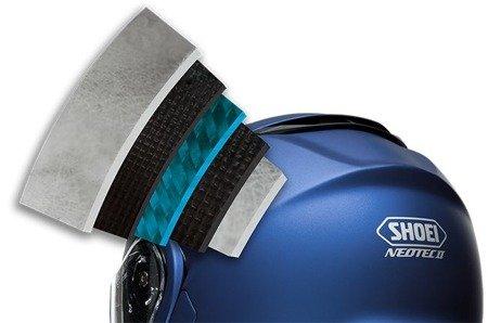 Kask SHOEI Neotec II Blue Matt
