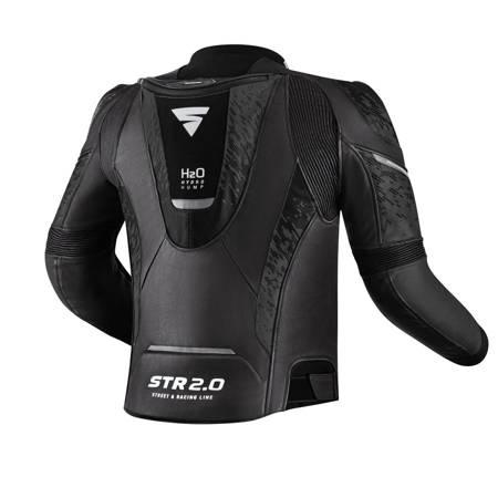 Kombinezon 2 częściowy SHIMA STR 2.0 black