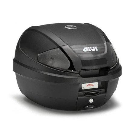 Kufer  GIVI E300NT2 czarny Monolock