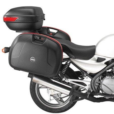 Kufer  GIVI E360 czarny Monokey