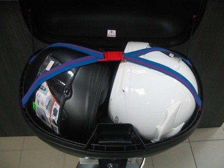 Kufer  Kappa K48 czarny Monokey