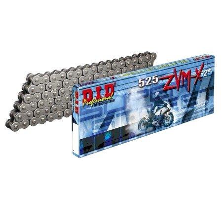 Łańcuch napędowy DID 525ZVMX 112 ogniw otwarty z zakuwką