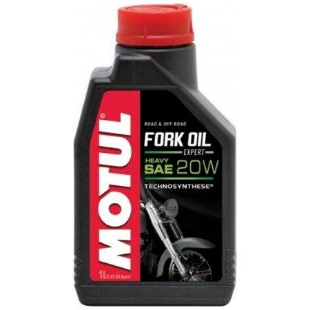 Olej MOTUL Fork Oil 20W 1L