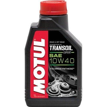 Olej przekładniowy MOTUL TRANSOIL 10W40 1L