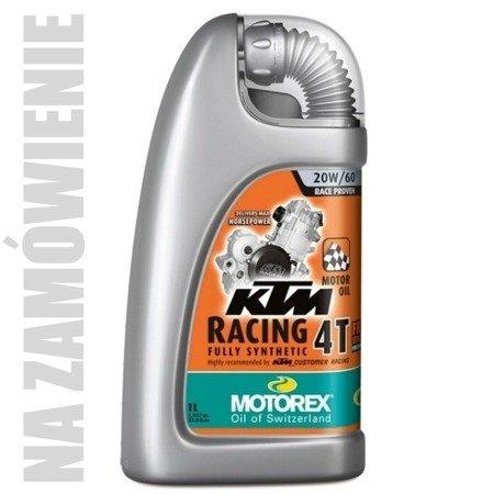 Olej silnikowy MOTOREX KTM Racing 4T 20W/60 1L