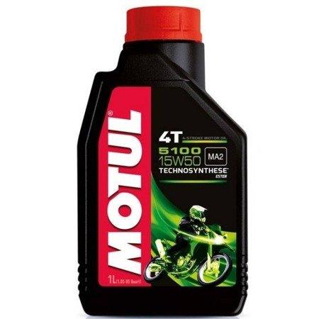 Olej silnikowy MOTUL 5100 15W50 1L