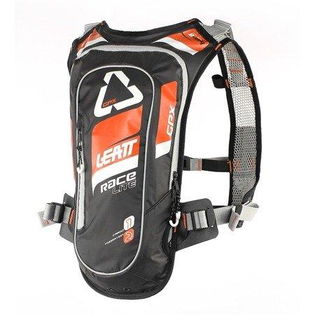 Plecak LEATT GPX Race HF 2.0 z systemem Hydro orange