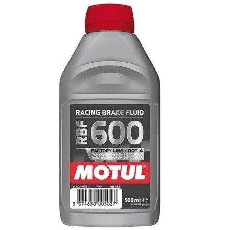 Płyn hamulcowy MOTUL RBF 600   500ml