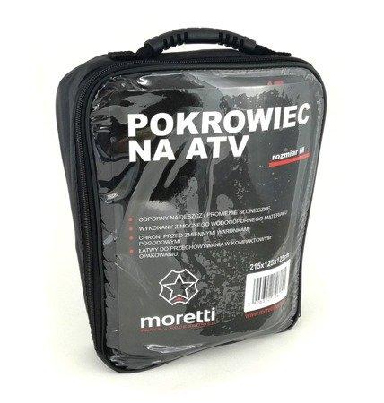 Pokrowiec na quada MORETTI ATV - wodoodporny M
