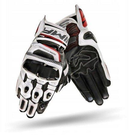 Rękawice SHIMA XRS 2 białe