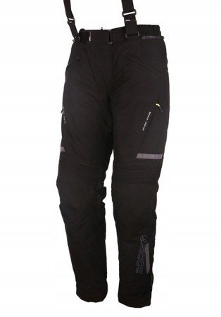 Spodnie MODEKA Baxters czarne