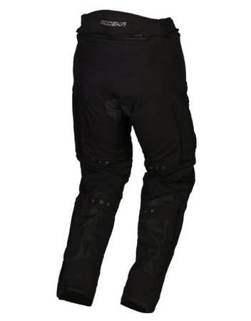 Spodnie MODEKA Khao Air męskie czarne