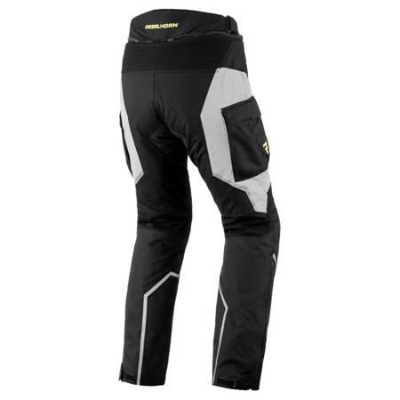 Spodnie REBELHORN Hardy II grey