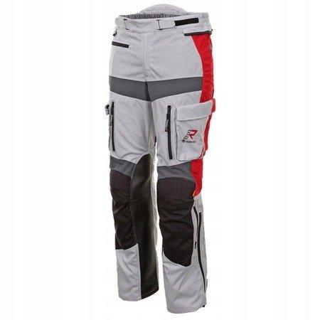 Spodnie RUKKA Offlane grey red GORE-TEX