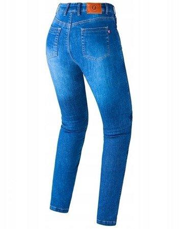 Spodnie damskie jeans REBELHORN Classic II lady