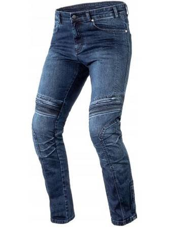 Spodnie męskie jeans OZONE Hornet II