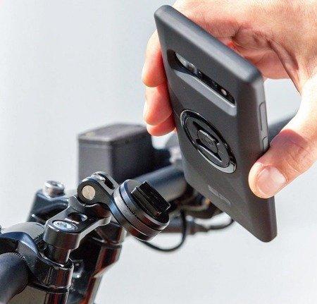 Uchwyt na stopkę kierownicy SP CONNECT Bar Clamp Mount Pro