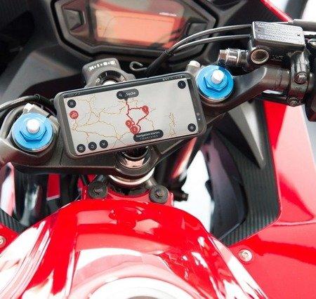 Uchwyt w główkę ramy SP CONNECT Moto Stem Mount