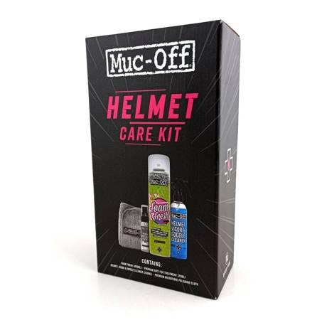 Zestaw do czyszczenia kasku MUC-OFF Helmet Care Kit